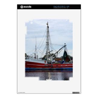 Miss Alena iPad 2 Decal