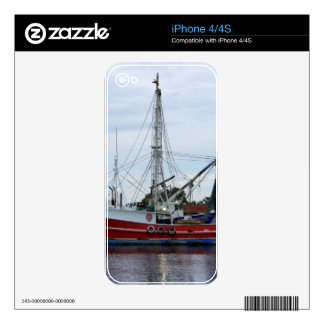 Miss Alena Skin For iPhone 4S