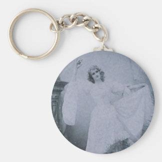 Miss Alice Lethbridge, 1893. Keychain
