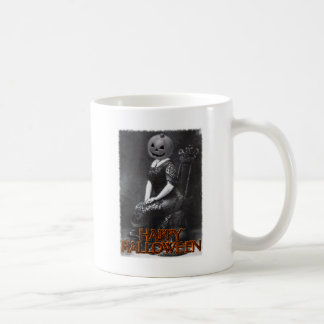 Miss Alicia Pumpkinhead Coffee Mug