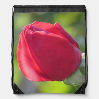 Miss All American Beauty Rose Cinch Bag