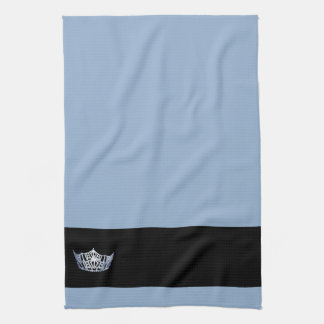 Miss America style Crown Kitchen Towel