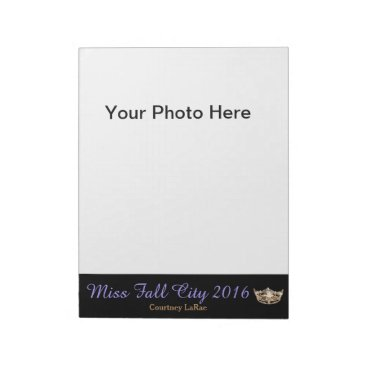 photographybydebbie Miss America style Pageant Photo Autograph Pad