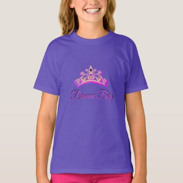 Hawaiian Themed Miss America USA Girl's Dream Big Tiara Top