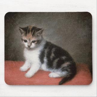 Miss Ann White's Kitten, 1790 Mouse Pad