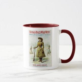 Miss Annie Oakley Mug