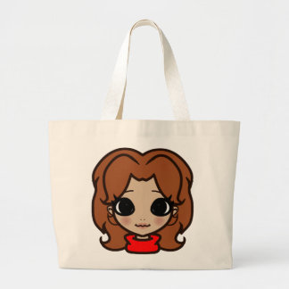 Miss Axel - Unshaded Canvas Bag