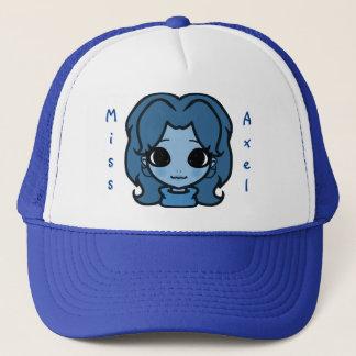 Miss Axel - Unshaded CORNFLOWER Trucker Hat