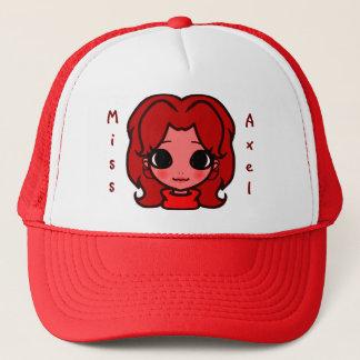 Miss Axel - Unshaded POPPY Trucker Hat