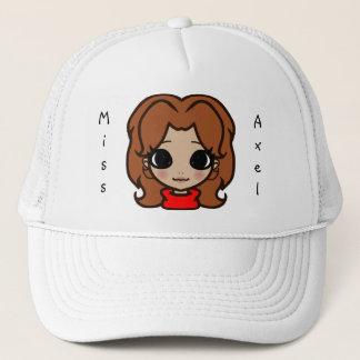 Miss Axel - Unshaded Trucker Hat