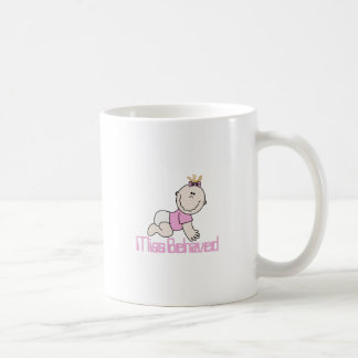 Miss Behaved Coffee Mug