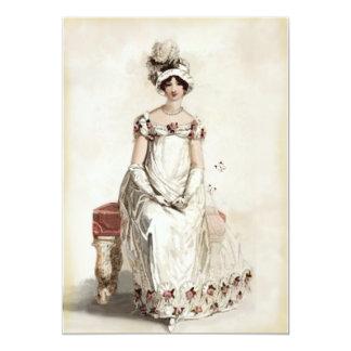 """""""Miss Bennet"""" Card"""