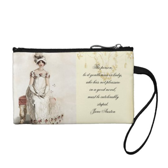 Miss Bennet Coin Purse