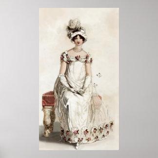 """""""Miss Bennet"""" Print"""