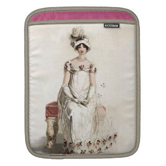 """Miss Bennet"" Sleeve For iPads"