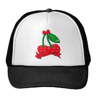MISS BERNADETTE caps Trucker Hat