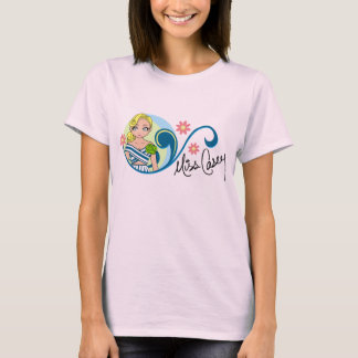 """""""Miss Casey"""" Baby Doll T-Shirt"""
