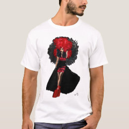 Miss Chynna Town (without name added) T-Shirt