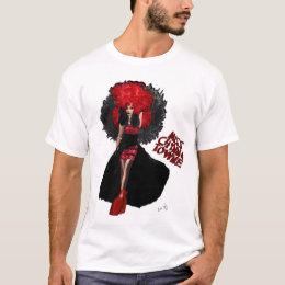Miss Chynna Towne:  Virtual Drag Queen T-Shirt