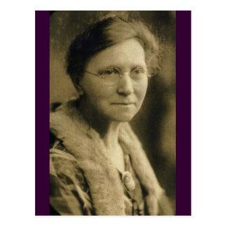 Miss Clara Alice Rupp of York Co., PA, USA Postcard