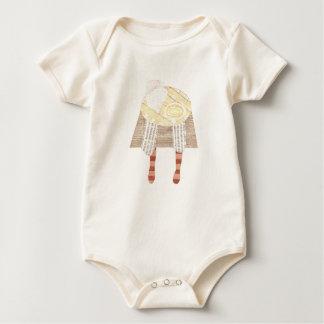 Miss Coffee Organic Babygro Baby Bodysuit