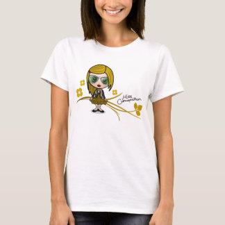 """Miss Cosmopolitan"" Baby Doll T-Shirt"