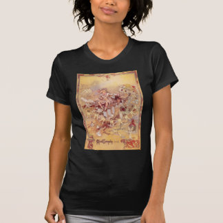 Miss Cuttenclip of Oz T-Shirt