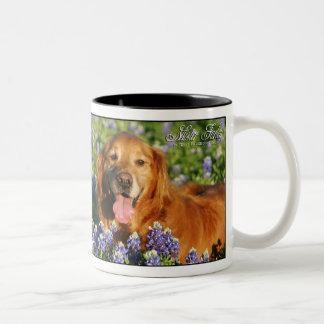Miss Daisy and Mister Farley Coffee Mug