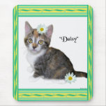 Miss Daisy Mousepad