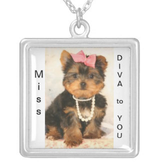 Miss Diva to you Necklace