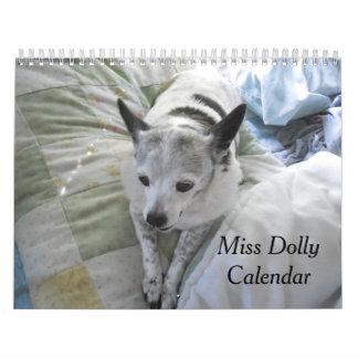 Miss Dolly Calendar