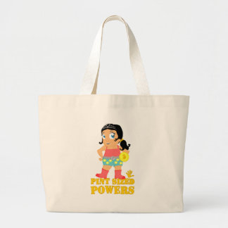 Miss Ducky Large Tote Bag