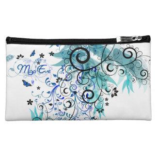 Miss Eve - Green Fantasy Cosmetic Bag