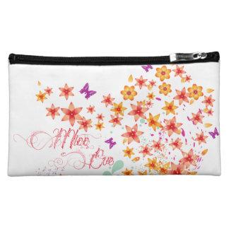 Miss Eve - Orange Fantasy Cosmetic Bag