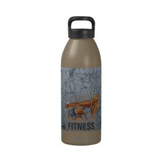 Miss Fitness II - Water Bottle