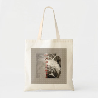 Miss Fitness - Printed Bag