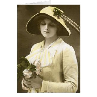 Miss Gladys Cooper [1888-1971] Card