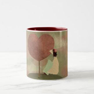 miss Grenadine Coffee Mugs