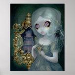 Miss Havisham ART PRINT Gothic Bride