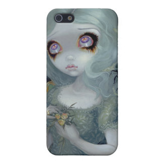 """Miss Havisham"" iPhone 4 Case"