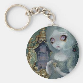 """""""Miss Havisham"""" Keychain"""