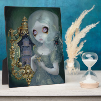 """""""Miss Havisham"""" Plaque"""
