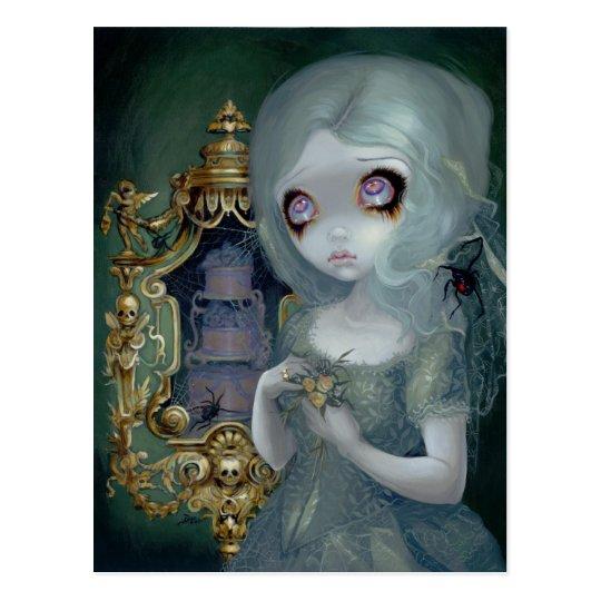 """""""Miss Havisham"""" Postcard"""