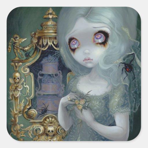 """Miss Havisham"" Sticker"