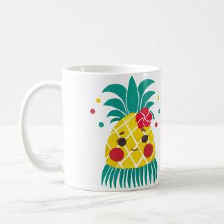 Miss Hawaiian Pineapple Coffee Mug