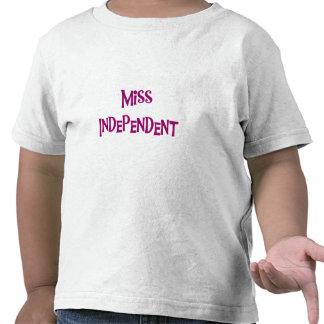 MISS INDEPENDENT SHIRT