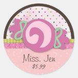Miss. Jen Candy Small Merchandise Stickers