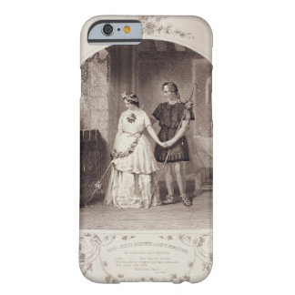 Miss Jenny Marston as Perdita and Mr F. Robinson a Barely There iPhone 6 Case