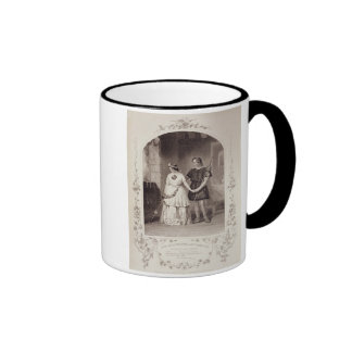 Miss Jenny Marston as Perdita and Mr F. Robinson a Ringer Mug