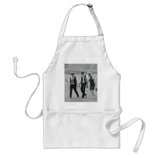 Miss Jubilee and the Humdingers Adult Apron